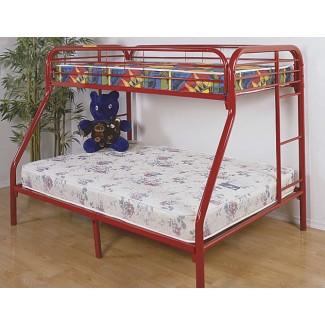 Metal Bunk Bed With Slide